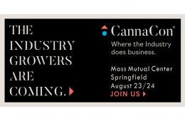 CannaCon is coming to Springfield, Massachusetts on August 23rd-24th, the top cannabis business expo in the country.