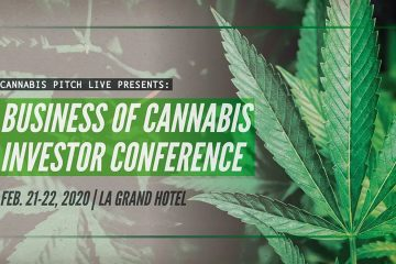 Cannabis Pitch Live in Los Angeles